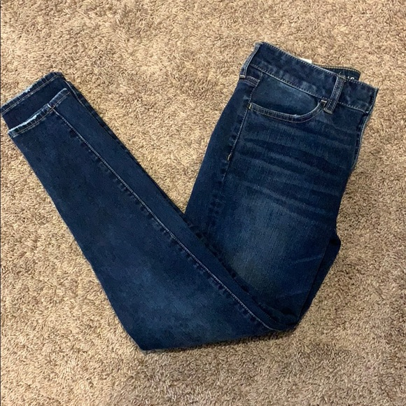 e0a128b51d614 American Eagle Outfitters Denim - AE 360 Next Level Stretch size 8 jeggings